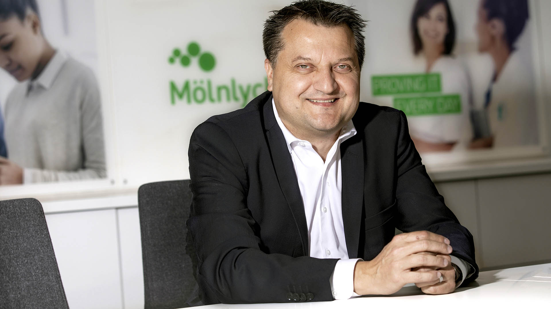 Zlatko Rither, ny CEO for Mölnlycke Health Care AB